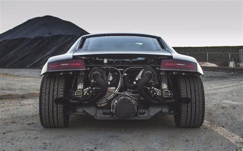 Twin Turbo V8 Audi eurowise audi r8 v8 4 2l twin turbo kit