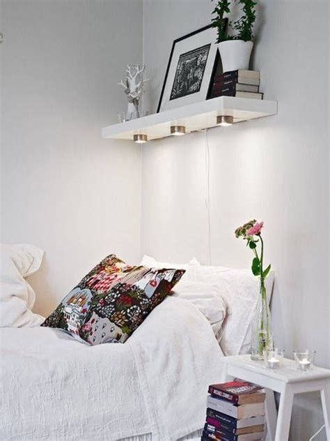 bed alternatives small spaces 17 best ideas about floating nightstand on