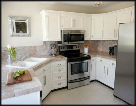 Painting Kitchen Cabinets Without Sanding by Refinish Kitchen Cabinets Without Sandinghome Design