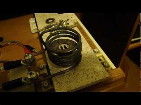 royer zvs induction heater diy induction heater using royer oscillator zvs