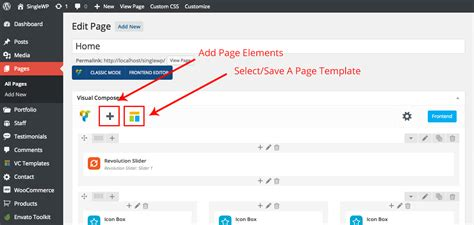 visual composer tags wordpress plugins building pages with wpbakery page builder formerly visual