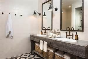 reclaimed wood bathroom country style bathroom with reclaimed wood dual vanity