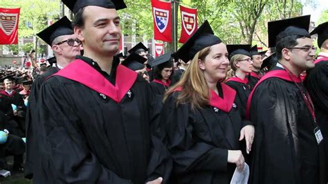 Harvard Mba Graduates by Harvard Commencement 2011