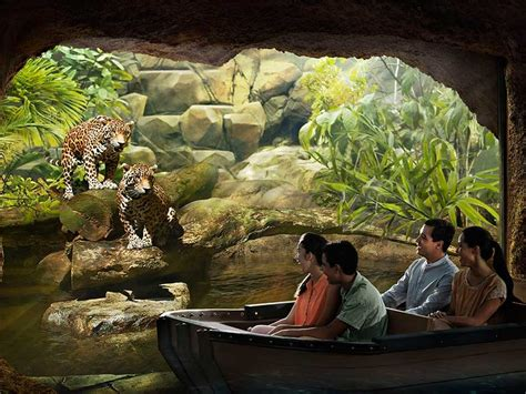 Tiket Singapore River Safari Child 5 Adrenalin Boosters In Sentosa Island Pickyourtrail
