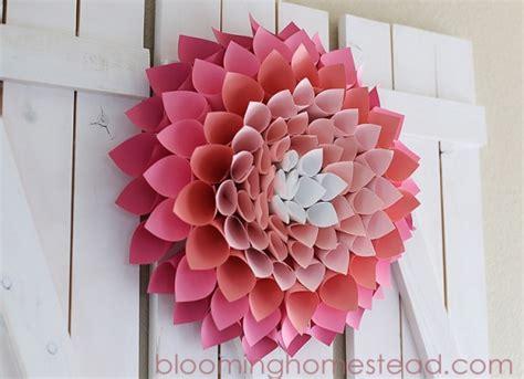How To Make Something Creative With Paper - 10 tavaszi dekor 246 tlet sz 237 nes 214 tletek