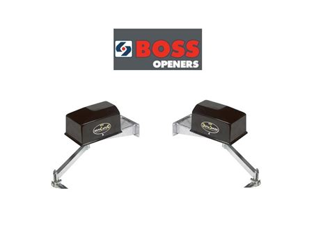 boss bg dual swing gate opener samtgatemotors