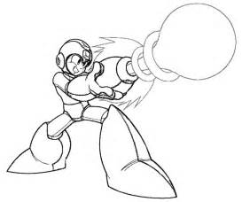 Megaman Coloring Pages megaman x coloring pages coloring pages
