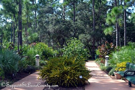 Psl Botanical Gardens 2012 On The Treasure Coast