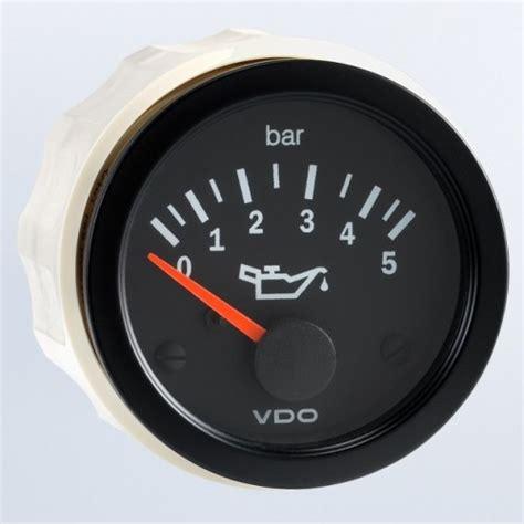 Vdo Presurre Meter vdo pressure 5 bar