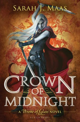 crown of midnight throne of glass 2 by sarah j maas