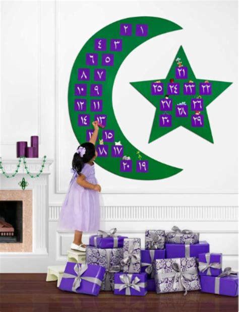 pretty cute islamic quot advent calendar quot for next ramadan