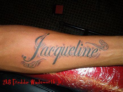 tattoo name under arm 10 best tattoos bicep script images on pinterest hand
