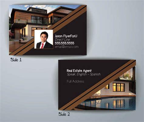 luxury home business card template flyerforu