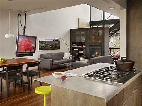 beet room beet residence modern home design in seattle usa