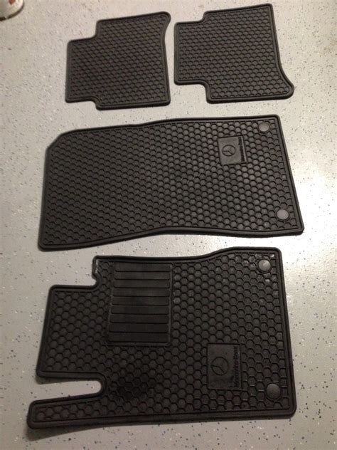 for sale w211 mb all weather floor mats mbworld org forums