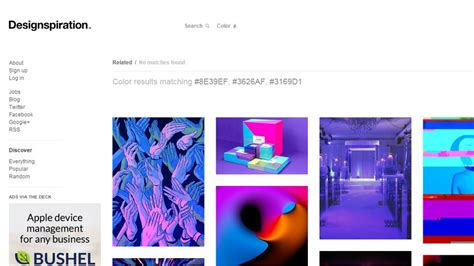 designspiration search by color 20 best color palette tools for web and graphic designers
