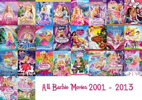 Barbie Film Series Movies   barbie film series tumblr