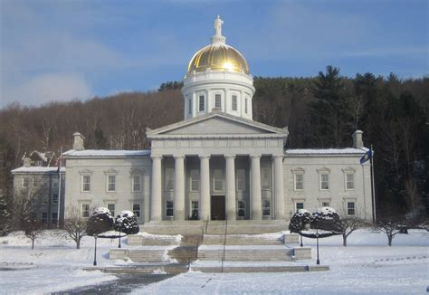 state house news vermont legislature on track to be first in u s to