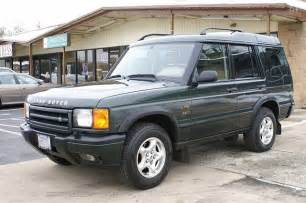 2001 land rover discovery series ii information and