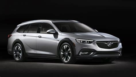 2018 buick regal tourx wagon will start at 29 995 the