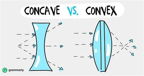 convex diagram concave vs convex grammarly