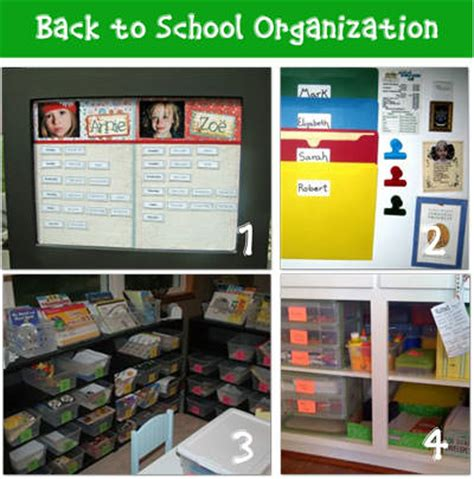 organization tips for school get organized for school 8 diy ideas tip junkie