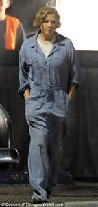 She Sis Jamsuit Sephora Jumpsuit bening almost unrecognizable as she 20th century daily mail