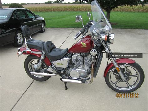 1986 Honda Shadow by 1986 Honda Shadow 700 Specs Images Search