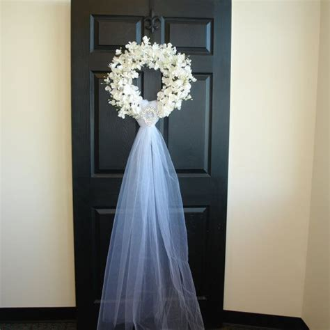 wedding wreaths for front door 25 best ideas about wedding door wreaths on