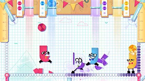 Nintendo Switch Switch Snipperclips Plus Cut It Out Together Us snipperclips plus cut it out together nintendo switch immitate