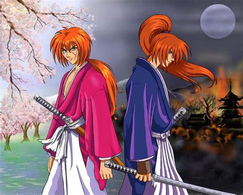 Kaos Putih Ruroni Khenzin Samurai X rurouni kenshin samurai x hd pictures wallpaper gambar lucu terbaru animation pictures