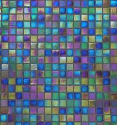 Tile Wallpaper Vibrant Iridescent Tile Tile Wallpaper