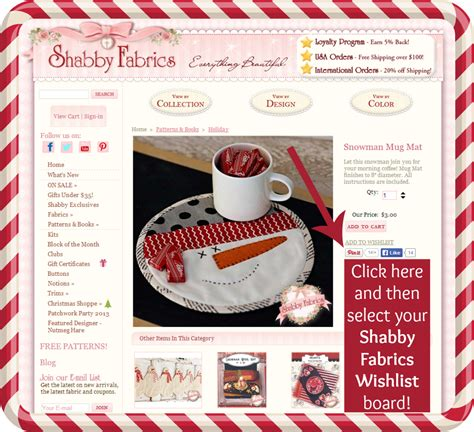shabby fabrics coupon 28 images sew at home mummy