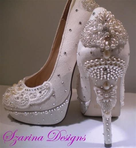 Wedding Heels by Wedding Shoes Heels 796610 Weddbook