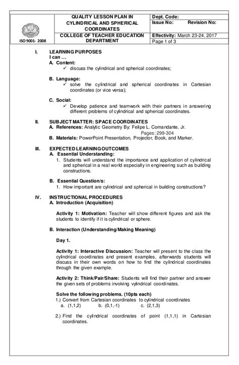 lesson plan template ict best interactive lesson plan template ideas exle