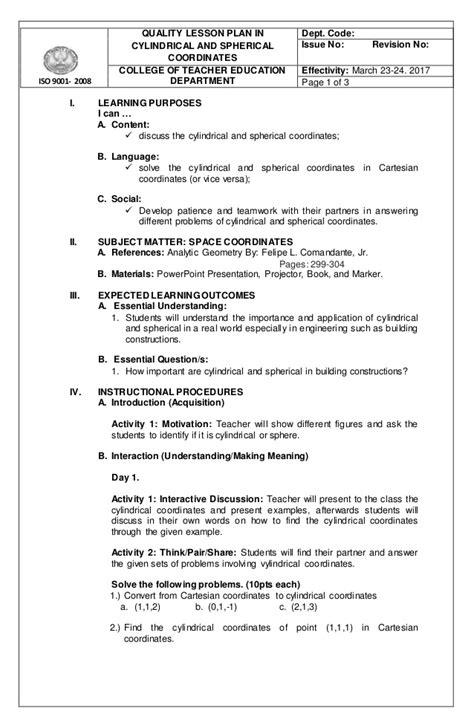 Teachers College Workshop Model Lesson Plan Template Teachers College Lesson Plan Format Teachers College Workshop Model Lesson Plan Template