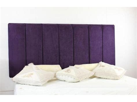 Suede Headboards by Durham Faux Suede Headboard