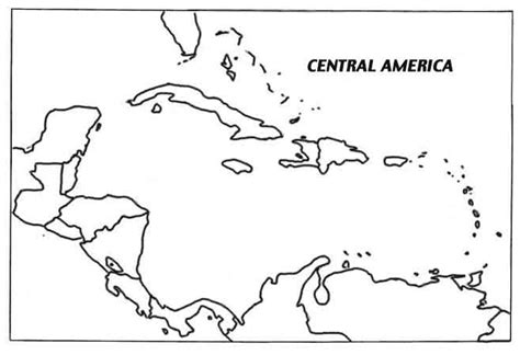 and central america map quiz 28 central america map worksheet map of central