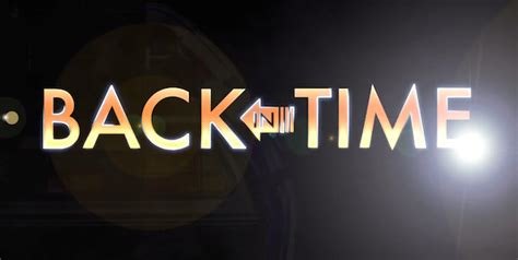 back in time back to the future s 30th anniversary documentary back in