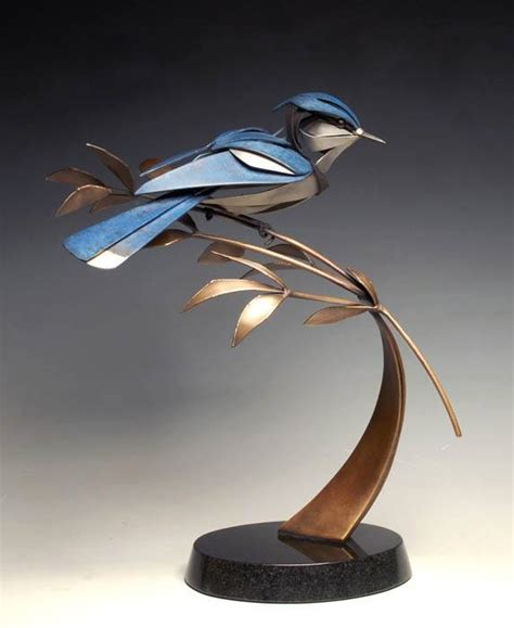 And Bird Sculptures by Bird Metal Sculpture By Don Image Preview Image