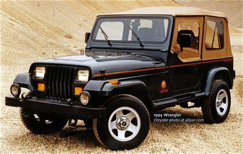 how cars run 1995 jeep wrangler interior lighting 1987 jeep wrangler yj an icon modernized