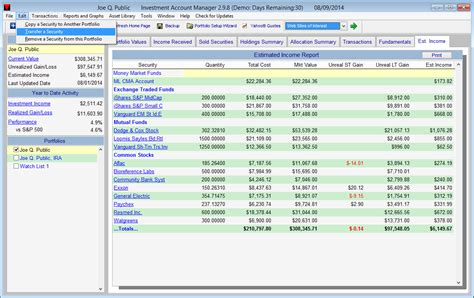 Download Investment Account Manager 3.1.2