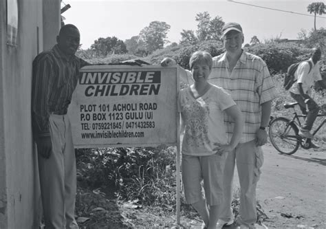 Supporter Spotlight // A Visit from Franklin College   Invisible Children