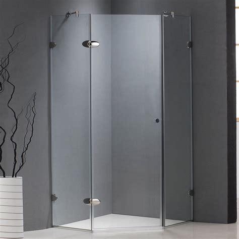 Corner Shower Doors Glass Shower Doors For The Home Doors Corner