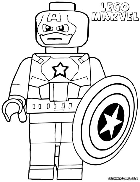 lego marvel coloring pages lego coloring pages coloring home