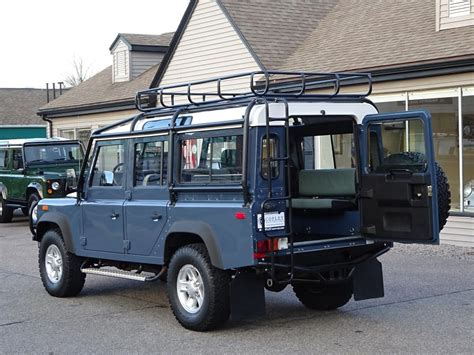 how cars run 1993 land rover defender transmission control 1993 land rover nas defender 110 4 copley motorcars