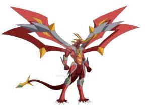 Pyrus Infinity Dragonoid Titanium Dragonoid By Yugiohzexal On Deviantart
