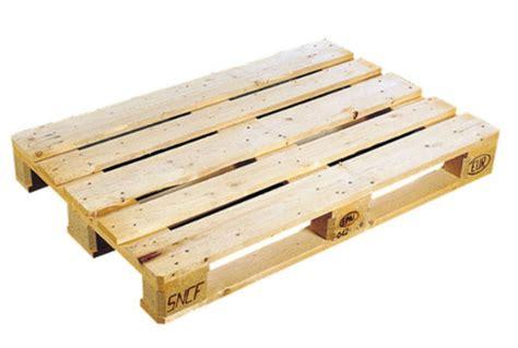 La Pallete P la palette de bois un impact tr 232 s limit 233 sur l