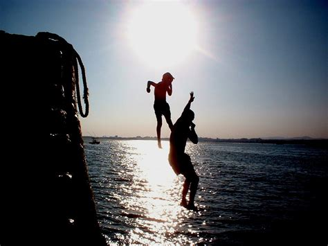 into the water the jump in water www imgkid com the image kid has it