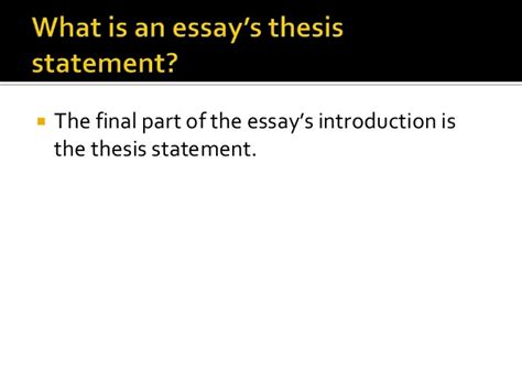thesis advisor meaning meaning of essays